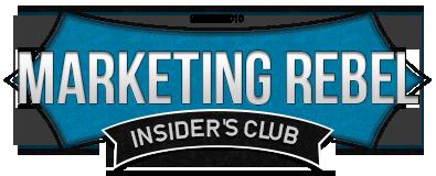 Marketing Rebel Insiders Club