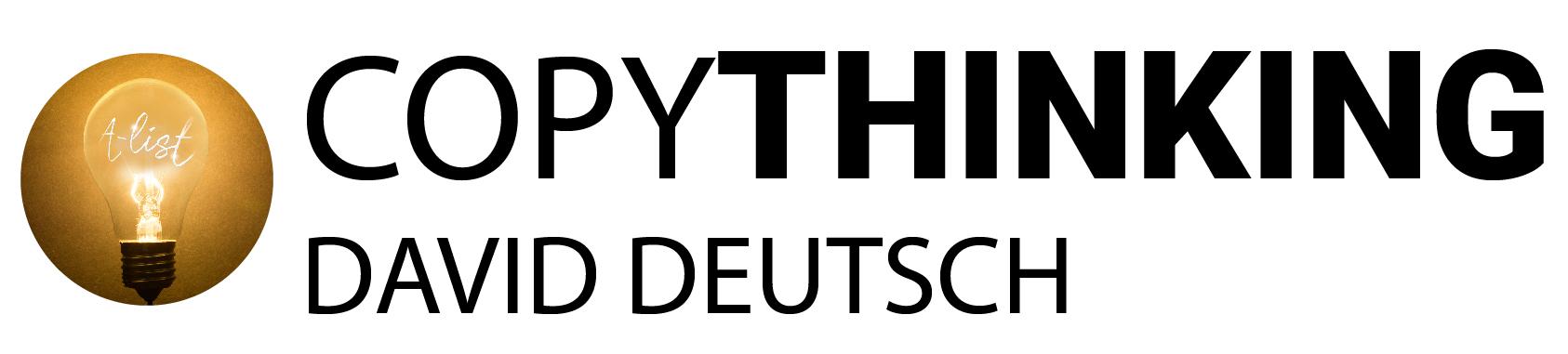 David Deutsch A-List Copywriting Secrets Image